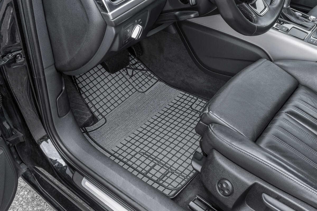 Bild 2 von WALSER  Gummi-Fußmatten »New Style«