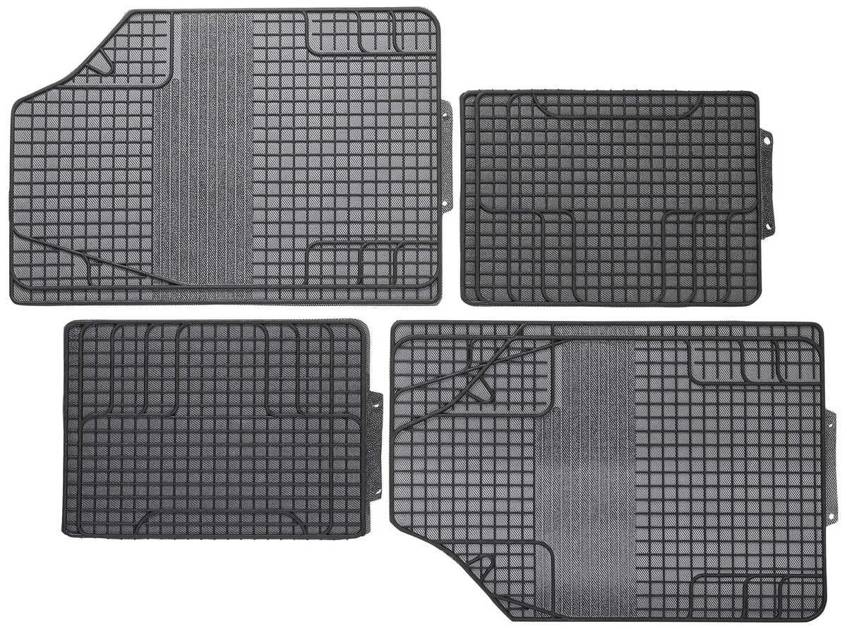 Bild 3 von WALSER  Gummi-Fußmatten »New Style«