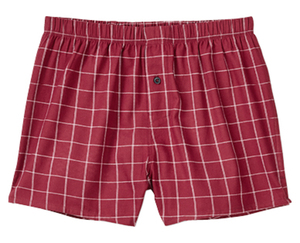 ROYAL CLASS CASUAL Flanell-Boxershorts