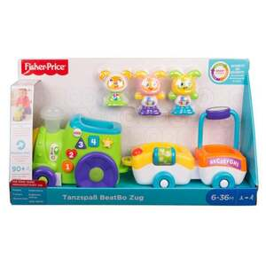 Fisher-Price Tanzspaß BeatBo Zug