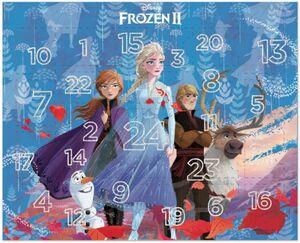 Die Eiskönigin  2 - Adventskalender