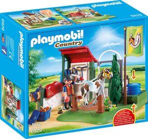 PLAYMOBIL® 6929 - Pferdewaschplatz - Playmobil Country