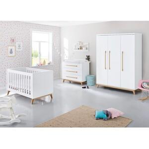 home24 Babyzimmerset Riva I (3-teilig)