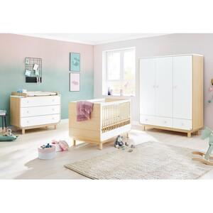 home24 Babyzimmerset Round (3-teilig)