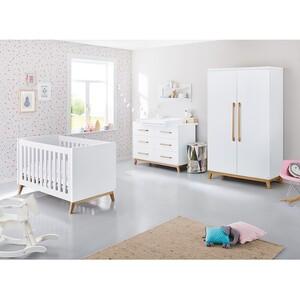 home24 Babyzimmerset Riva II (3-teilig)