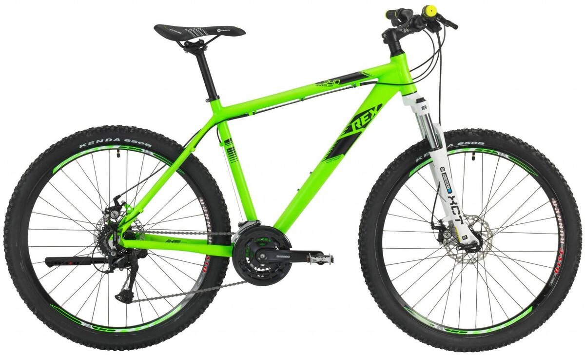 """Bild 2 von REX Mountainbike 27,5"""" Graveler 940 Fahrrad"""
