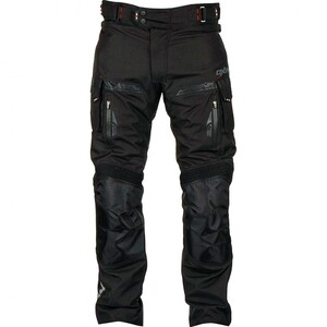 DXR            Roadtrip Textilhose schwarz