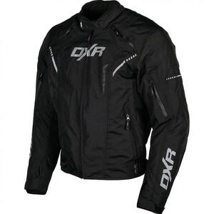 DXR            Spanker Textiljacke schwarz