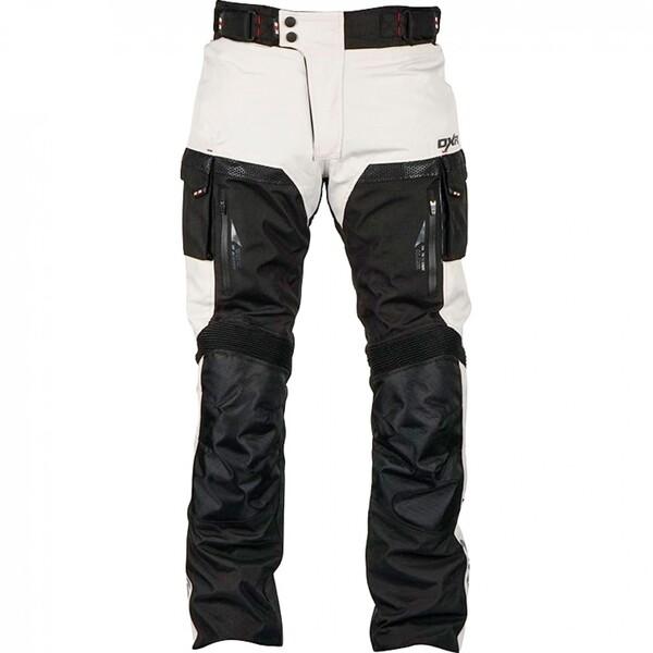 DXR            Roadtrip Textilhose schwarz/grau