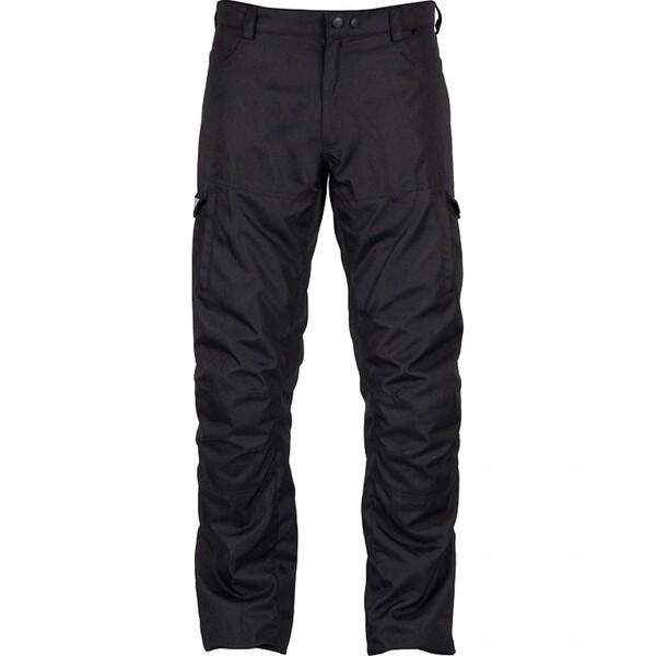 DXR            Relax Textilhose schwarz