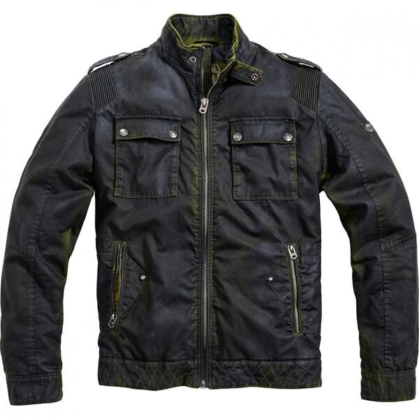 Spirit Motors            Klassik Textiljacke 1.0 schwarz M