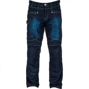 DXR            Denim Jeans blau