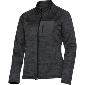 FLM            Fleece Jacke Damen 3.0 grau