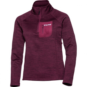 FLM            Fleece Pullover Damen 3.0 violett