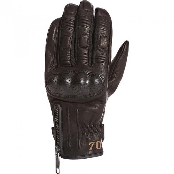 Segura            Native Damen Handschuh schwarz 8