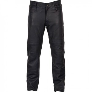 DXR            Buschnell Lederhose schwarz