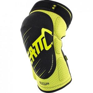 Leatt            Knie Protektor 3DF 5.0 gelb/schwarz