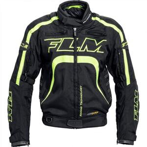 FLM            Sports Damen Textiljacke 2.0 gelb L