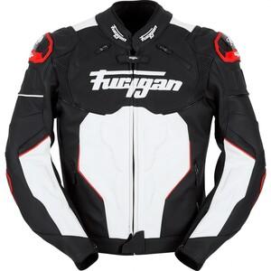 Furygan            Raptor Lederjacke schwarz/weiß L