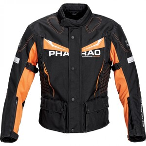 Pharao            Reise Textiljacke 3.0 orange M