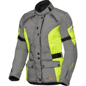 FLM            Damen Touren Textiljacke 1.0 neon-gelb S