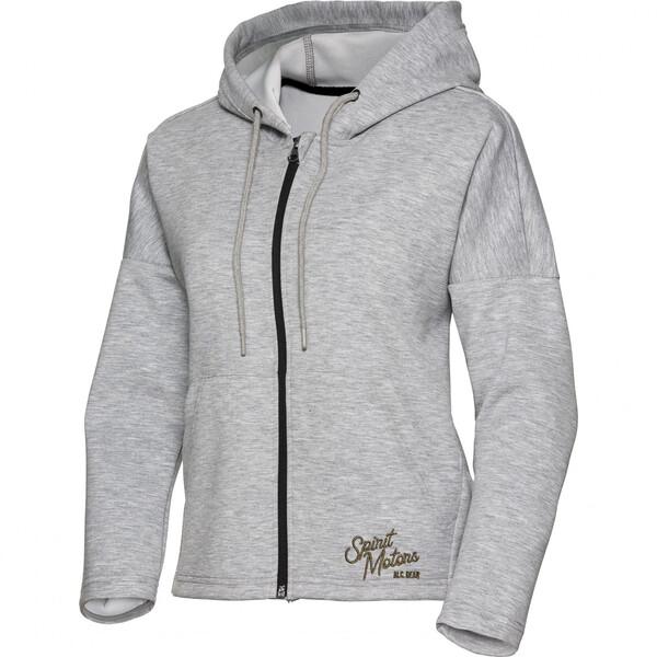 Spirit Motors            Sweatshirtjacke Damen 1.0 grau