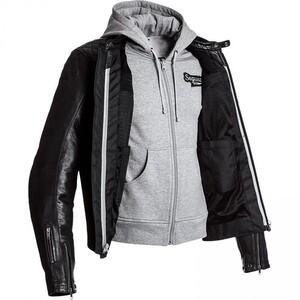 Segura            Style Lederjacke schwarz XXL