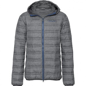 FLM            Sports Steppjacke 2.0 grau