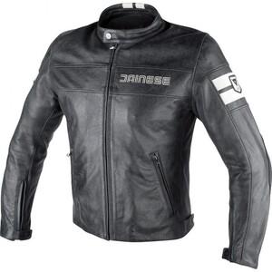 Dainese            HF D1 Lederjacke schwarz 58