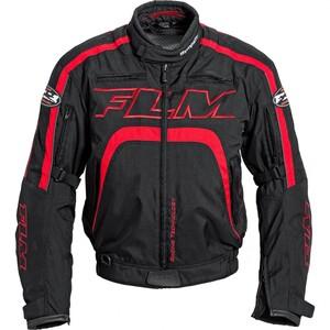 FLM            Sports Damen Textiljacke 2.0 rot/schwarz S