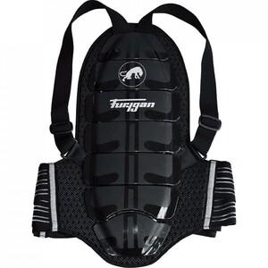 Furygan            Rückenprotektor schwarz 9