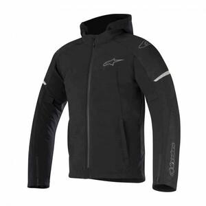 Alpinestars            Stratos Techshell Drystar Textiljacke schwarz 3XL