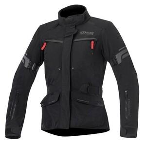 Alpinestars            Valparaiso 2 Drystar Stella Damen Textiljacke schwarz/grau X