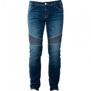 Overlap            Imola Smalt Damen Jeans blau 29