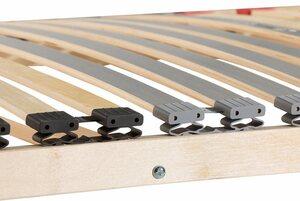 Lattenrost, »Maxi Flex LR-K«, Beco, 30 Leisten, Kopfteil manuell verstellbar, Set, 7 Zonen, mit Härteverstellung