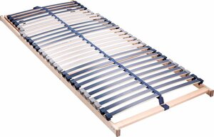 Lattenrost, »Dura Flex LR-K«, Beco, 28 Leisten, Kopfteil manuell verstellbar, 7 Zonen, ideal für Doppelbetten