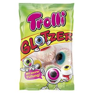Trolli Glotzer jeder 75-g-Beutel
