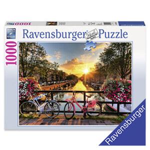 Ravensburger 1000-Teile-Puzzle versch. Motive