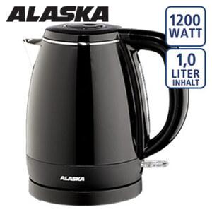 Wasserkocher WK 1219 W • herausnehmbarer Anti-Kalk-Filter • Abschaltautomatik