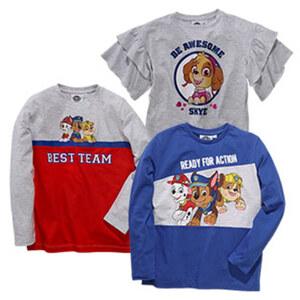 Kinder-Shirt Größe: 92 - 128, je