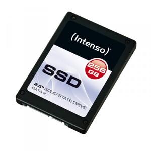 Intenso SATA III Top 256 GB SSD 2,5 Zoll Festplatte