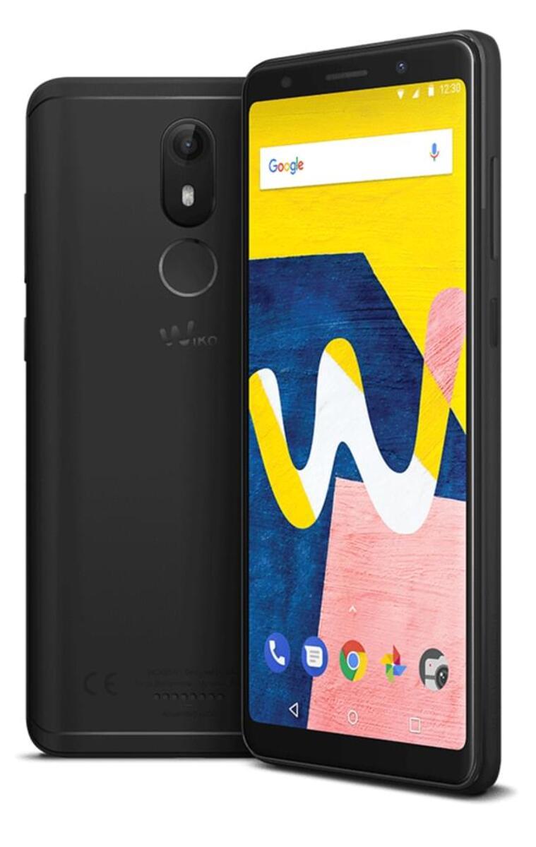 Bild 3 von Wiko View Lite 13,8cm (5,45 Zoll), 2GB, 16GB, 13MP, Android 8.1, Farbe: Anthrazit
