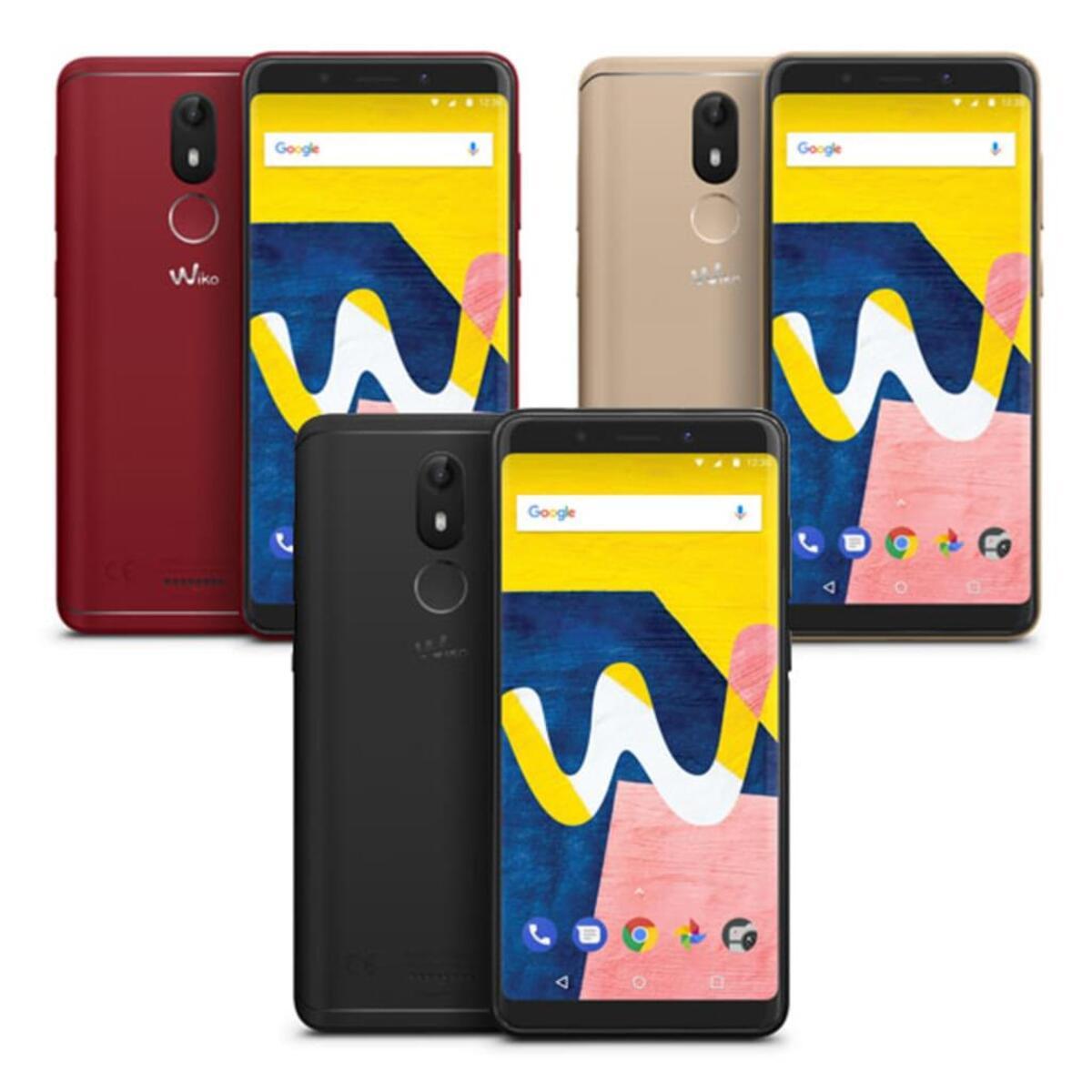 Bild 4 von Wiko View Lite 13,8cm (5,45 Zoll), 2GB, 16GB, 13MP, Android 8.1, Farbe: Anthrazit