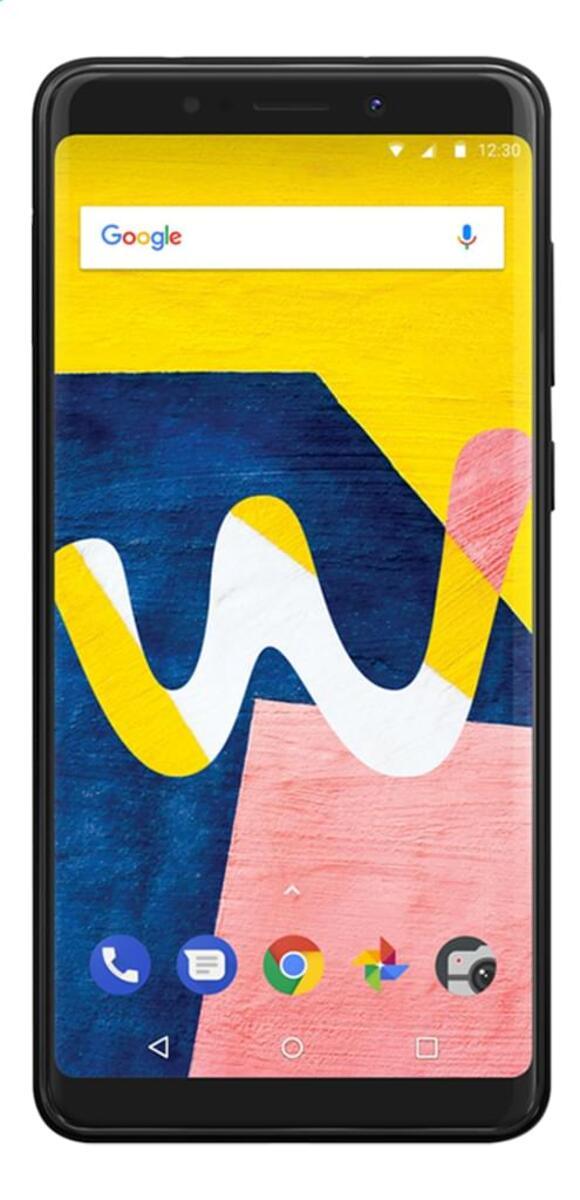 Bild 5 von Wiko View Lite 13,8cm (5,45 Zoll), 2GB, 16GB, 13MP, Android 8.1, Farbe: Anthrazit