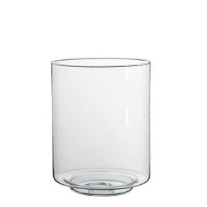 Tigo Vase transparant in Giftbox - h25xd19cm