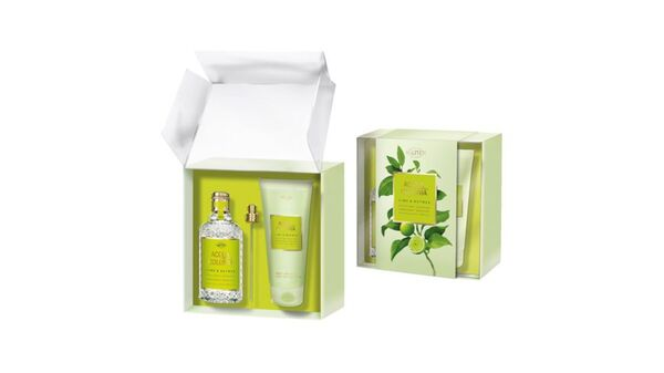 4711 ACQUA COLONIA Lime& Nutmeg Duo Set Eau de Cologne