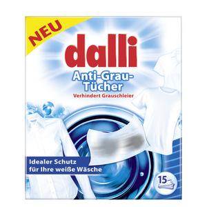 Dalli Anti-Grau-Tücher 15 Stück