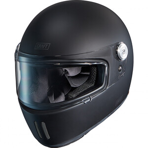 Craft            Integralhelm 1.0 - Retro 3C Matt Black