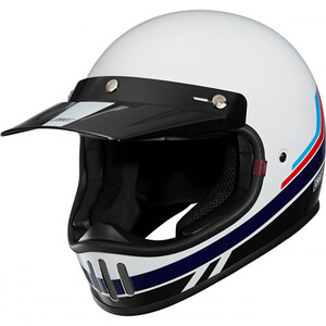 Craft            MX-Line 1.0 - Retro 3C Red/Blue/White design