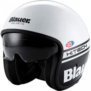 Blauer            Pilot 1.1 weiß L